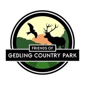 Logo for the Friends of Gedling Country Park